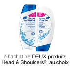 Obtenez Le Coupon Rabais Head & Shoulders Gratuit A Imprimer De 2$
