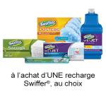 Nouveau Coupon Rabais Swiffer A Imprimer De 1$