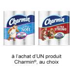 Coupon Rabais Imprimable Sur Charmin De 0.50$