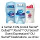 Coupon Rabais Secret Gratuit A Imprimer De 0.75$