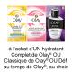Nouveau Coupon Rabais Imprimable Sur Olay De 1.25$