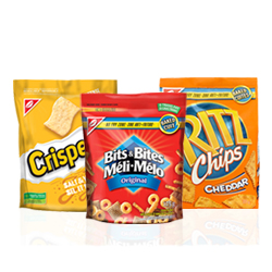 Coupon Rabais Crispers. Ritz Chips And Bits & Bites Postal Pour Économisez 1$