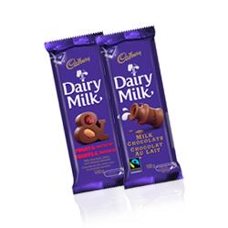 Obtenez Le Coupon Rabais Postal Sur Cadbury De 0.75$