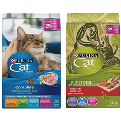 UtiliSource: Coupon Rabais Cat Chow A Imprimer De 3$