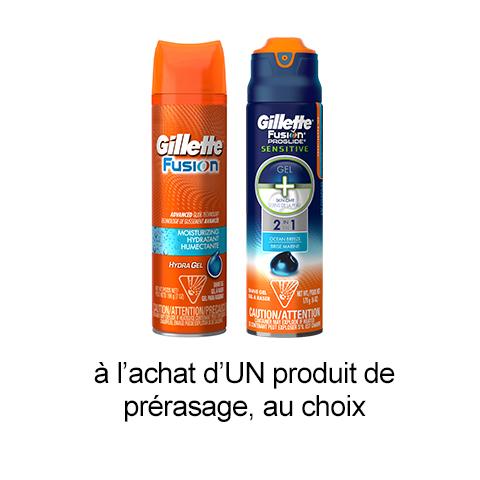 Coupon Rabais A Imprimer De 0.5$ Sur UniPrix Sur Gillette