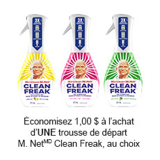 Coupon Rabais Mr. Clean Gratuit A Imprimer De 1$ UtiliSource