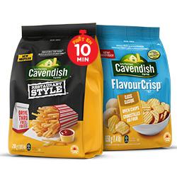 Coupon Rabais Imprimable De 1$ Sur Save Sur Cavendish Farms