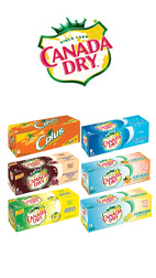WebSaver: Get This New Canada Dry Printable Coupon To Save $1.50