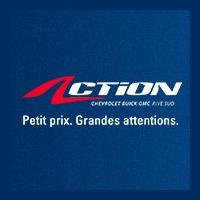 La circulaire de Action Chevrolet Buick Gmc Rive Sud