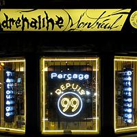 La circulaire de Adrenaline Montreal Tatous