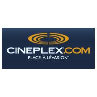 La circulaire de Cineplex Odeon