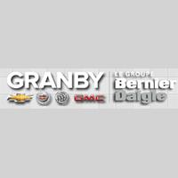 La circulaire de Granby Chevrolet Cadillac Buick GMC