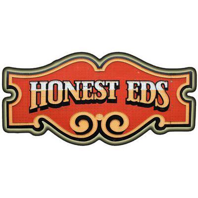 Online Honest Ed's flyer