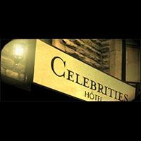 La circulaire de Hôtel Celebrities