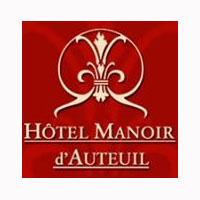 La circulaire de Hôtel Manoir D'Auteuil
