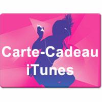 La Carte Cadeau iTunes