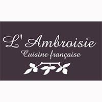 Le Restaurant L'ambroisie Cuisine Française