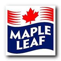 La Marque Maple Leaf & Les Aliments