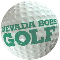 La circulaire de Nevada Bob's Golf