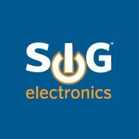 Online SIG Electronics flyer