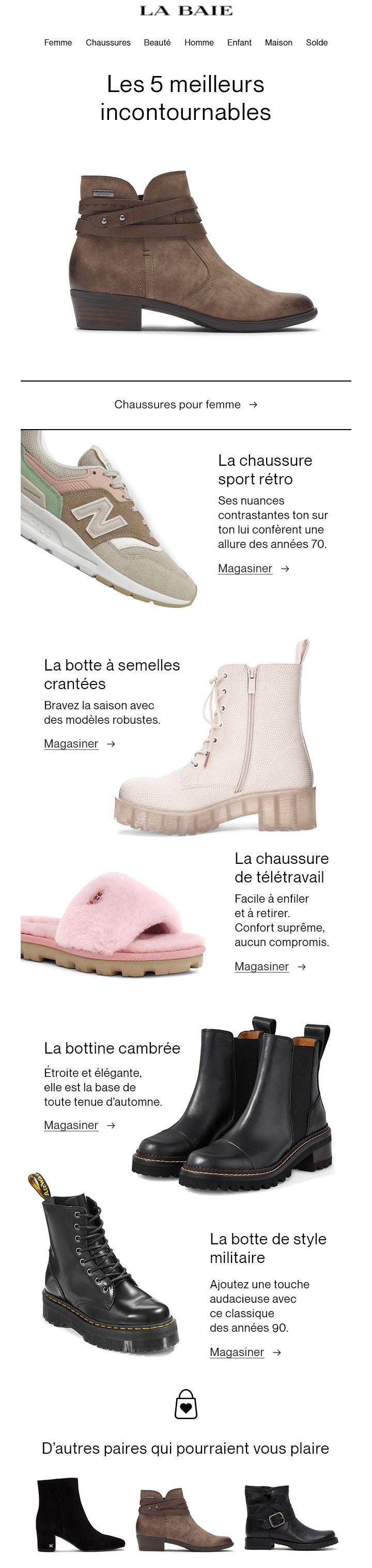 5 Paires De Chaussures Qui Méritent Une Place Dans Votre Garde Robe