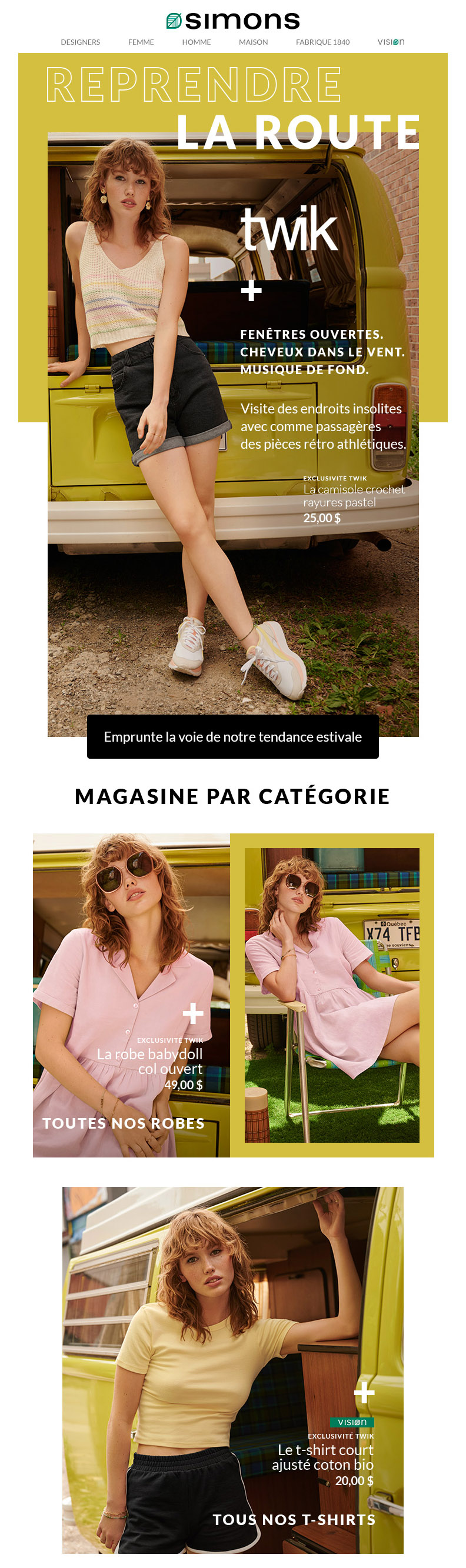 Camisole Tricot Et Short Athlétique Dans Le Rétro