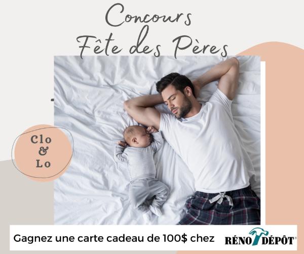 Concours Gagne Une Carte Cadeau D'une Valeur De 100$ Chez Réno Dépôt!