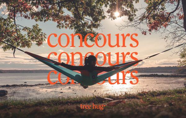 Concours Gagnez 2 Hamacs Ultra Compacts Offerts Par Tree Hug Club!