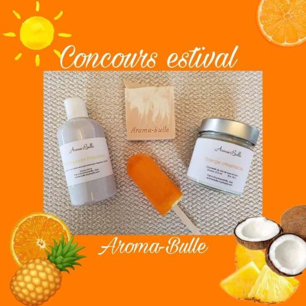 Concours Gagnez Un Ensemble Cadeau Aroma Bulle!