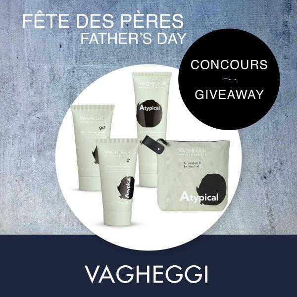 Concours Gagnez Un Ensemble De Produits Vagheggi Canada Pour Papa!