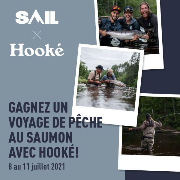 Concours Gagnez Un Voyage De Pêche Au Saumon Avec Hooké!
