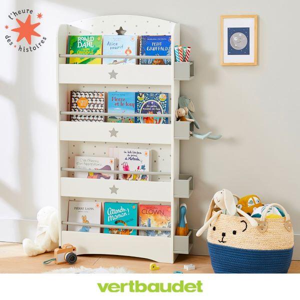 Concours Gagnez Une Superbe Bibliothèque En Bois, Garnie De 30 Livres De La Collection L'heure Des Histoires!