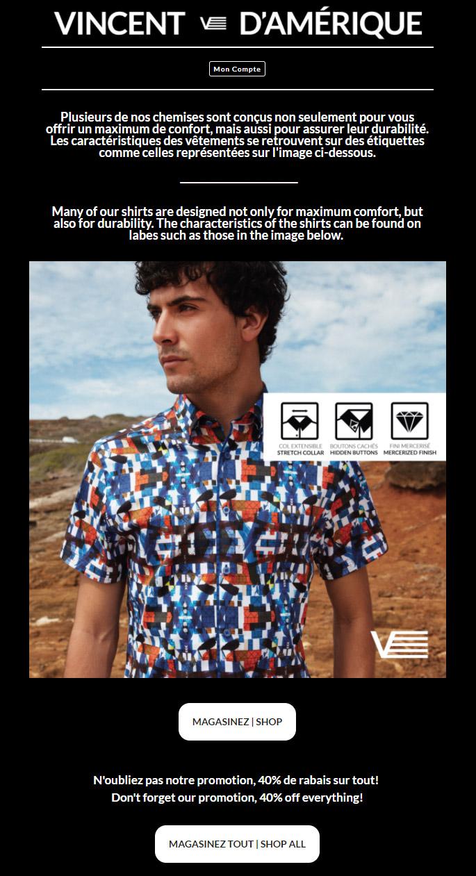 Connaissez Vous La Qualité De Nos Chemises?
