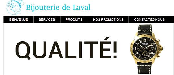 Bijouterie De Laval En Ligne