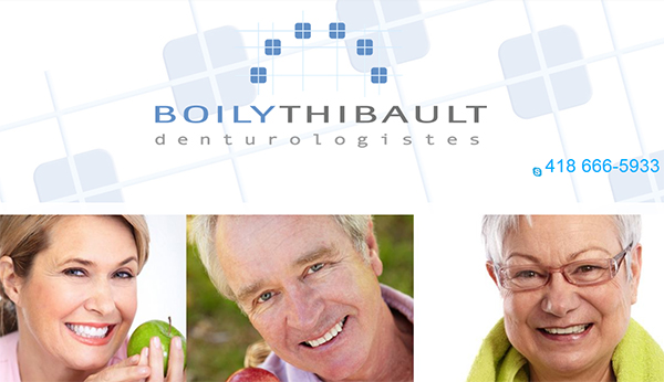 Boily Thibault Denturologistes En Ligne