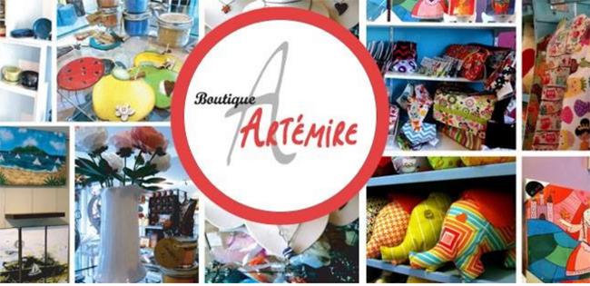 Boutique Artémire Créations Québécoises