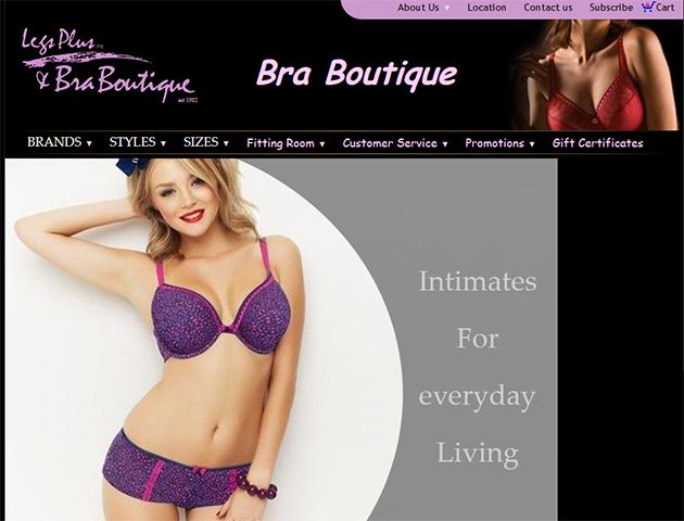 Bra Boutique Online