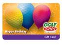 Carte Cadeau Golf Town Bonne Fete