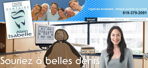 Centre Dentaire Alain Isabelle En Ligne