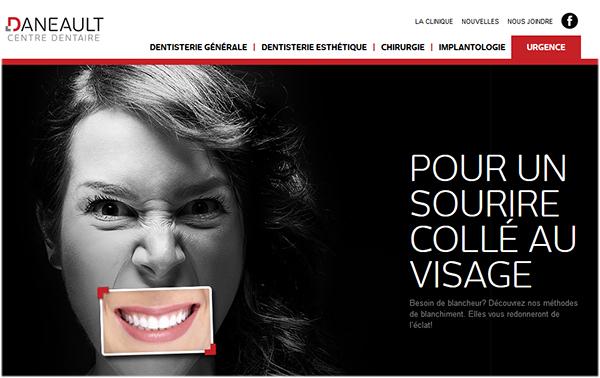Centre Dentaire Daneault En Ligne