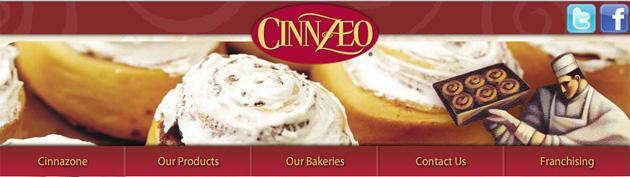 Cinnzeo Bakery Shop