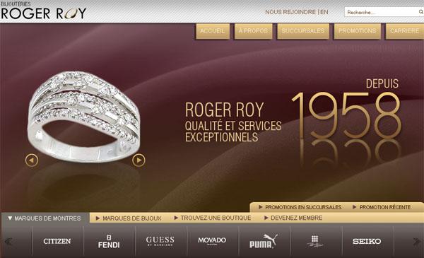 Circulaire Bijouteries Roger Roy En Ligne