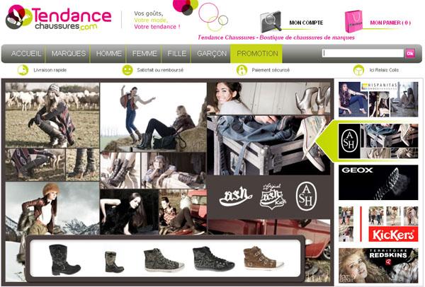 Circulaire Chaussures Tendances En Ligne