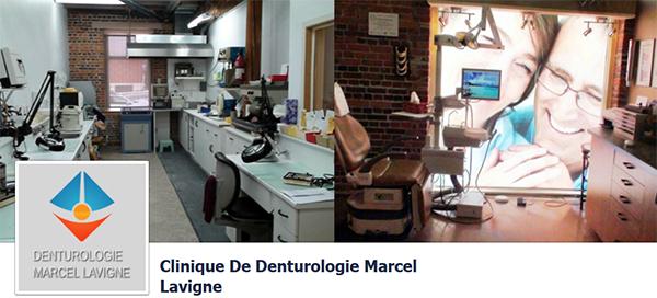Clinique De Denturologie Marcel Lavigne En Ligne