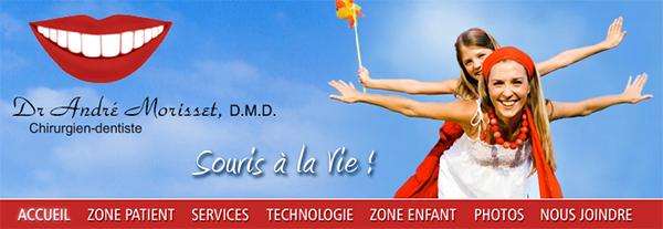 Clinique Dentaire André Morisset En Ligne