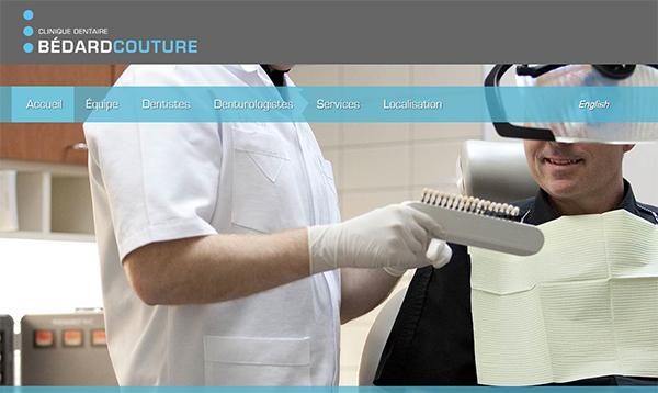 Clinique Dentaire Bédard Couture En Ligne