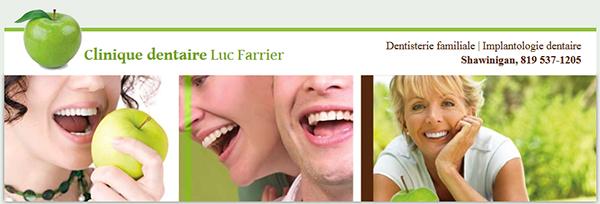 Clinique Dentaire Luc Farrier En Ligne