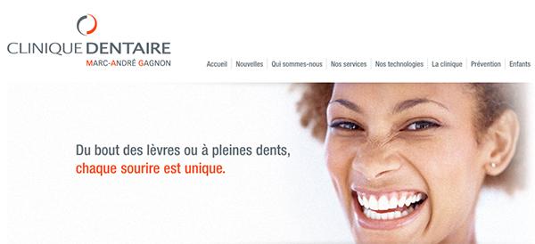 Clinique Dentaire Marc André Gagnon En Ligne
