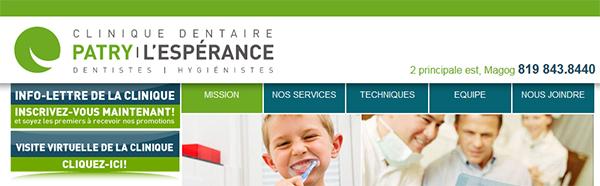 Clinique Dentaire Patry L