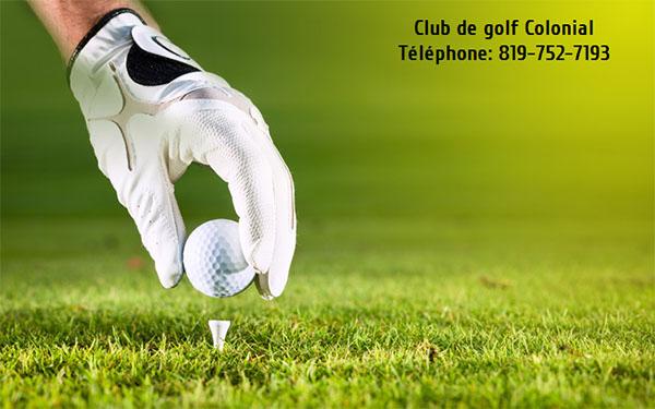 Club De Golf Colonial